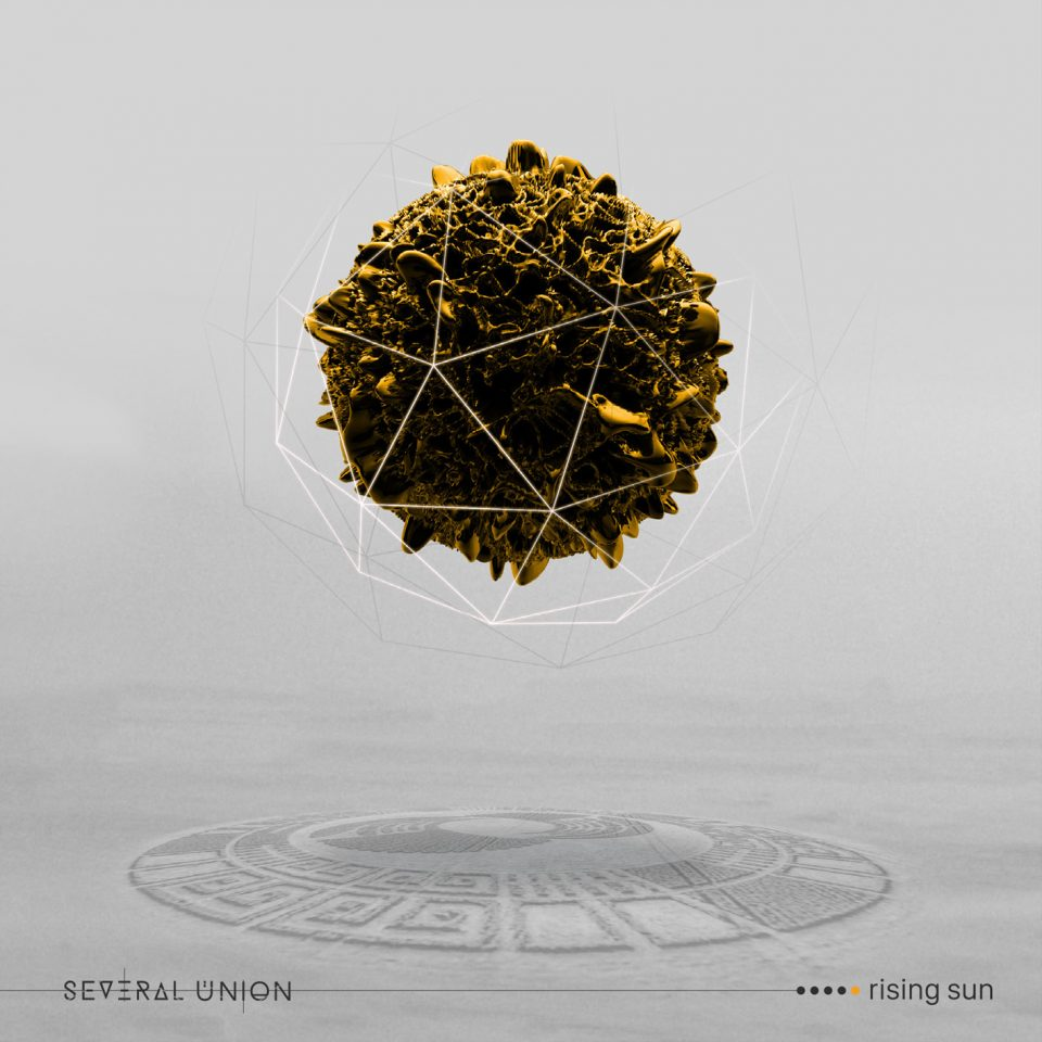 Rising Sun album digital artwork front