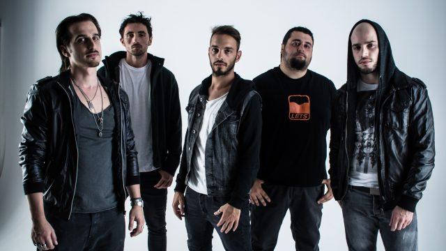 Several Union band promo shooting 2017