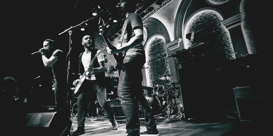 Several Union live picture in Kiev with Blue October