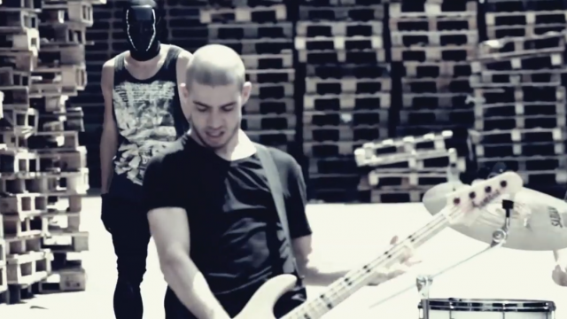 Tonight You're Mine videoclip screenshot feat. Take Me Out