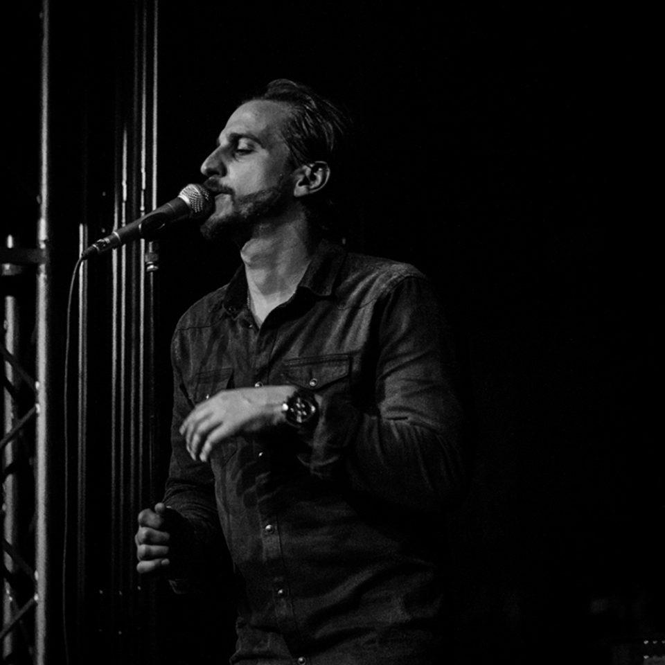 Several Union live picture release party Rising Sun at Vidia Club, Cesena, singer details